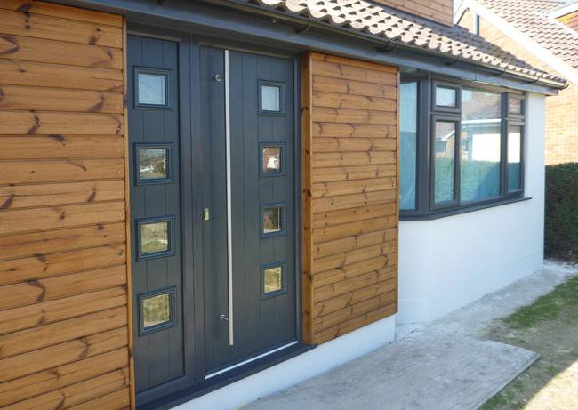 Solidor Composite Door Side Panels | Mansfield, Nottinghamshire | JR ...