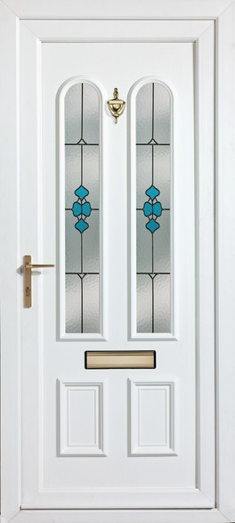 Cambridge Avalon UPVC Door. Zoom