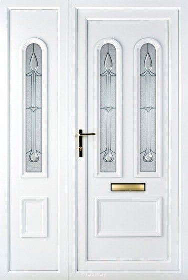 Morgan upvc doors with side panels for Upvc french doors with side panels