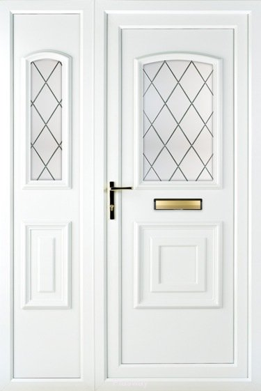 Quant upvc doors with side panels for Upvc french doors with side panels